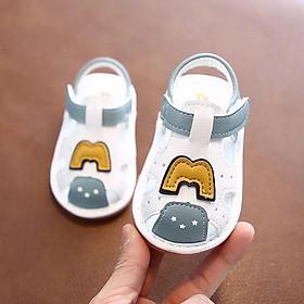 (A810) Giày tập đi - Giày sandal cho bé - Đế chống trơn, êm ái