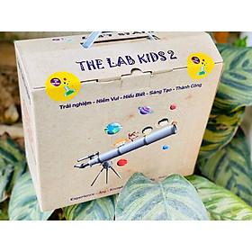 Bộ thí nghiệm THE LAB KIDS 2
