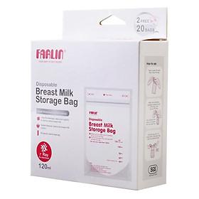 Túi Trữ Sữa Đã Tiệt Trùng Farlin (120ml) - BP.869.1