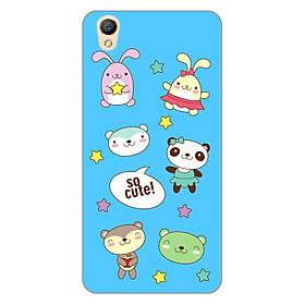 Ốp lưng dẻo cho điện thoại Oppo Neo 9 (A37) _0513 KUTE04 - Hàng Chính Hãng