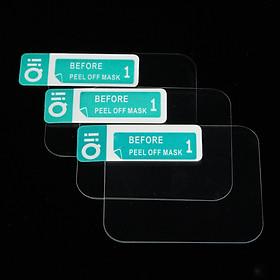 3Pcs 9H 0.3mm Hardness Tempered Glass Screen Protector For Garmin Forerunner 35
