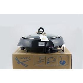 Chảo lẩu nướng điện đa năng EGP-250