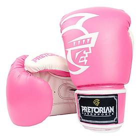 Găng Tay Boxing Pretorian BG-PR-P10 (Size 10oz) - Hồng