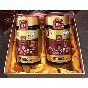Cao hồng sâm MYEONG KI SAM Korean Millenary Light Red Ginseng Extract