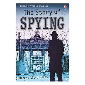 Usborne Young Reading: The Story of Spying