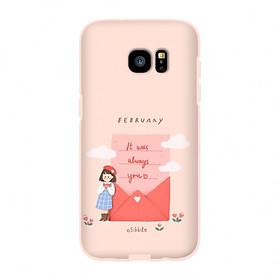 Hình đại diện sản phẩm Ốp Lưng Cho Điện Thoại Samsung Galaxy S7 Edge - Mẫu 771