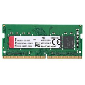Ram laptop Kingston DDR4 16GB Bus 2666Mhz SODIMM KVR26S19S8/16 - Hàng Chính Hãng