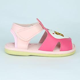 Giày Tập Đi Cho Bé Gái Rb Baby Fashion Sandal Crown Space 021_483