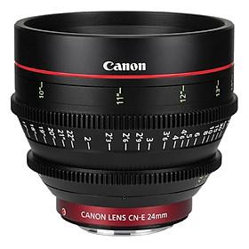Ống Kính Canon CN-E24mm T1.5 L - Hàng Chính Hãng