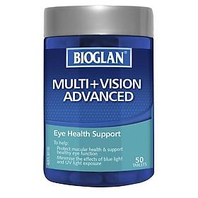 Bioglan Multi+Vision Advanced 50 Tablets