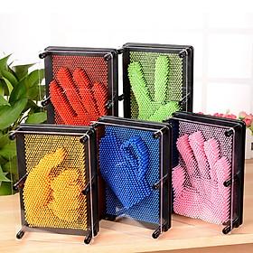 Bảng Đinh 3D Nghệ Thuật - Color (A5 Size) (Giao màu ngẫu nhiên)