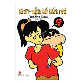 Shin - Cậu Bé Bút Chì Tập 9 (Tái Bản 2019)