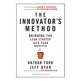 Harvard Business Review: The Innovator's Method