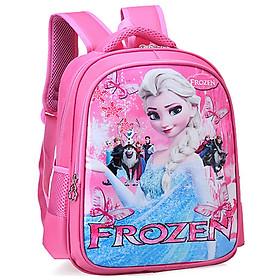 Balo trẻ em cặp xách học sinh Elsa
