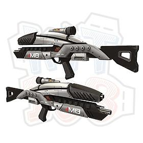 Mô hình giấy Game M8 Avenger - Mass Effect (tỉ lệ 1:1)