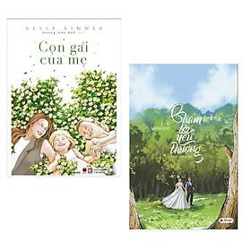 Combo 2 Cuốn Tiểu Thuyết Phương Tây Hấp Dẫn : Con Gái Của Mẹ + Chạm Tới Yêu Thương (Tặng kèm Bookmark Happy Life)