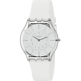 Swatch WHITE CLASSINESS Ladies Watch SFK360