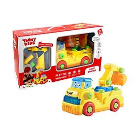 TOONY KIDS- XE CÔNG TRÌNH- SMART ENGINEER