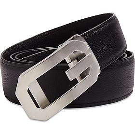 Dây nịt nam - Thắt lưng nam da SAM leather SFDN007GFB, Men's belts