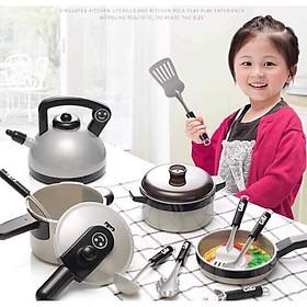 Bộ đồ chơi nấu ăn 36 món cho bé