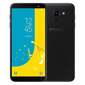 Điện Thoại Samsung Galaxy J6 32GB J600G/DS Hai SIM GSM Unlocked - Bản Quốc Tế ( Đen) - Hàng Chính Hãng