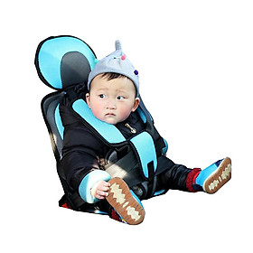 Portable Baby Safety Car Seat Toddler Simple Car Seat for 0-4 Baby