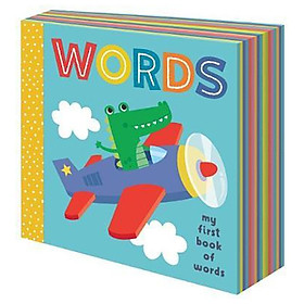 Super Chunky - Words - My First Book of Words