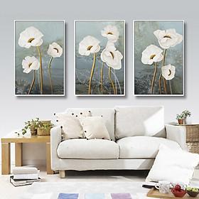 Tranh Treo Tường: Tranh hoa - H36