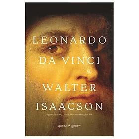 Sách - Leonardo Da Vinci (bìa cứng)