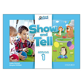 Show and Tell 1: Activity Book