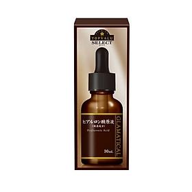 Tinh chất dưỡng ẩm tối ưu Hyaluronic Acid Topvalu Glamatical - Chai 30ml