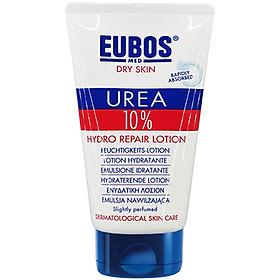 Dung Dịch Dưỡng Và Tái Tạo Da Dành Cho Da Khô Eubos Dry Skin Urea 10% Hydro Repair Lotion (150ml)