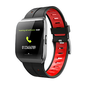 Bluetooth X1 Smart Watch Color Screen Heart Rate Monitoring Ip68 Waterproof Weather Forecast Fitness Tracker Sports Bracelet