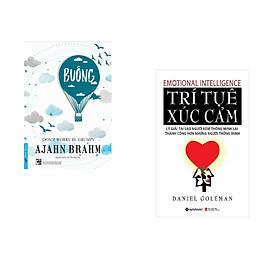 Combo 2 cuốn sách: Buông Bỏ Buồn Buông + Trí tuệ xúc cảm