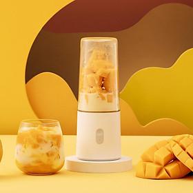 Xiaomi Mijia BXZZJ01YM 350ml USB Juicer Blender Portable Work Travel Mixer Fruit Cup Food Processor