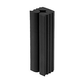 1 Piece Golf Club Grip Repair Tool Rubber Vice Clamps Shaft Protector Golf Accessory Premium Black