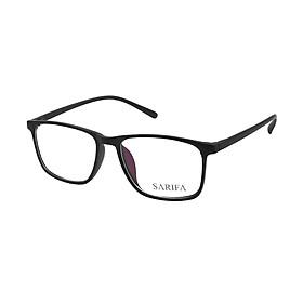 Gọng kính, mắt kính SARIFA LD2408 (55-17-148) nhiều màu lựa chọn, thích hợp làm kính cận hoặc kính thời trang