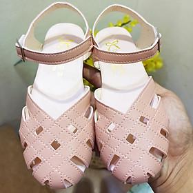 Giày Búp Bê Bé Gái Phong Cách Dễ Thương Dành Cho Bé từ 1-6 tuổi D17