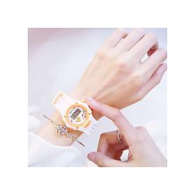 Đồng hồ thời trang trẻ em dây cao su đẹp DH81