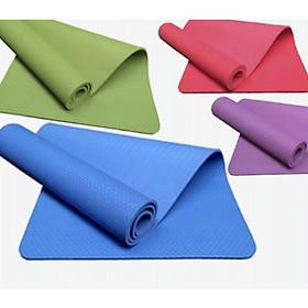 Thảm Tập Yoga TPE 8 ly ( một thảm)