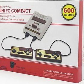 Máy game 4 nút Mini HDMI fc compact 600 trò cổng HDMI