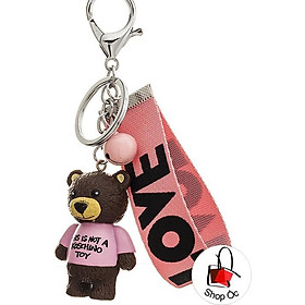 Móc khóa gấu cute siêu yêu cho các nàng e0009