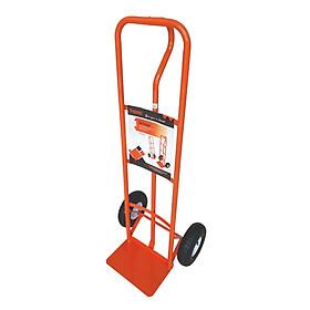 Xe đẩy Kanson tay cầm chữ P màu cam TP-XDT024W - tải trọng 270kg