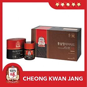 Tinh Chất Sâm Thượng Hạng KGC Cheong Kwan Jang Extract Limited 100g x 3 Lọ - Cao Hồng Sâm Hàn Quốc