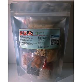 Chè dưỡng nhan 12 vị - Chống  lảo hóa, giúp thanh nhiệt mùa hè - Gói 400gr