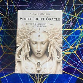 Bộ Tarot White Light Oracle Bài Bói Card New
