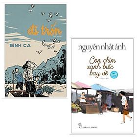 Combo truyện hay: Đi Trốn (Bìa Mềm) + Con Chim Xanh Biếc Bay Về (Bìa mềm)