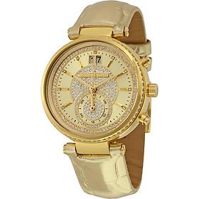 Đồng hồ Nữ Michael Kors dây da MK2444
