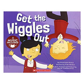 School Time Songs: Get The Wiggles Out
