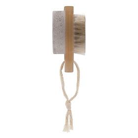 Bàn Chải Chà Chân Đá Bọt Body&Mind Pumice Stone Foot Brush